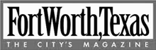 Fort Worth, Texas City Magazine Logo