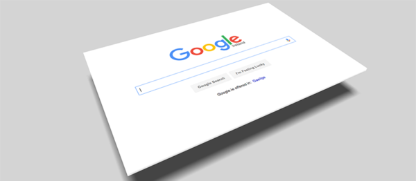 picture of google search engine