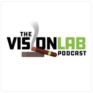 vision lab podcast logo