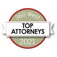 360 West Top Attorneys 2021