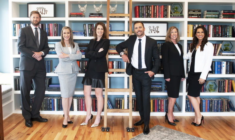 Sisemore Law Firm - team photo - Aug 2021-2000px
